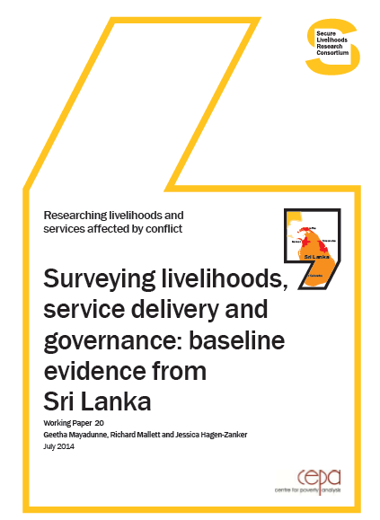 Research papers on service delivery